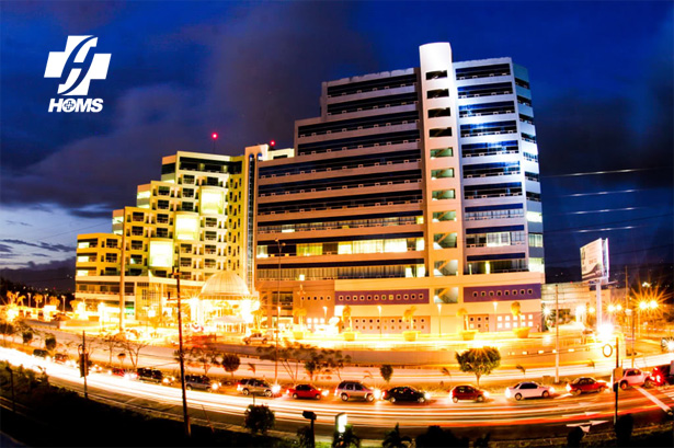 Dr. Rafael Baez Hospital Metropolitano de Santiago HOMS